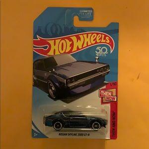 Hot Wheel Super Treasure Hunt